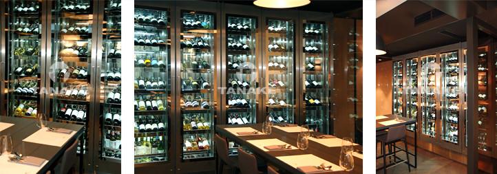 Aktualne Specjalistyczne szafy na wino. Na zamówienie, na wymiar. JT64