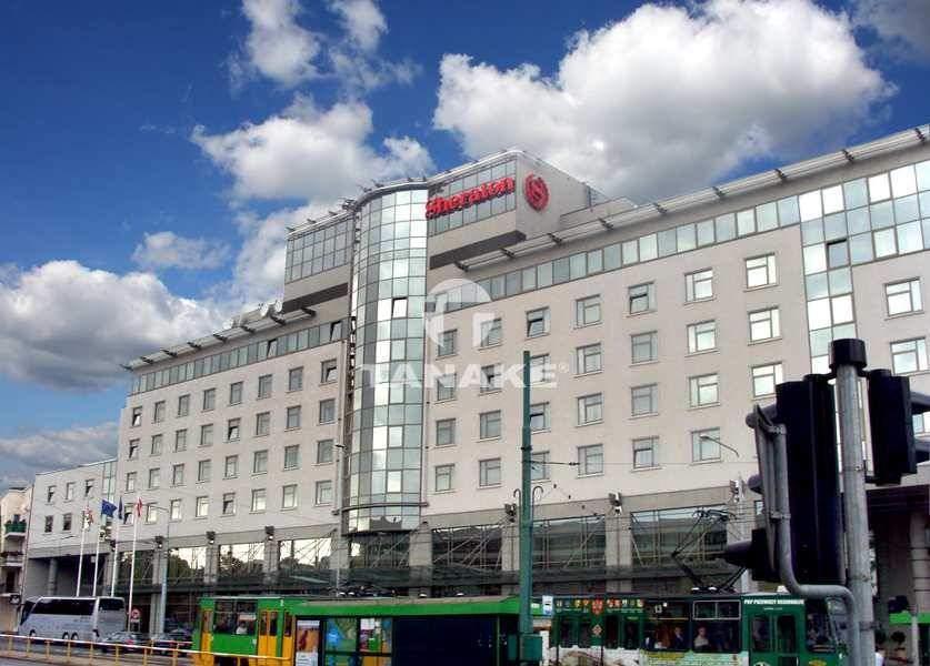 HOTEL SHERATON POZNAŃ