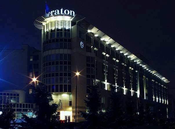 HOTEL SHERATON WARSZAWA