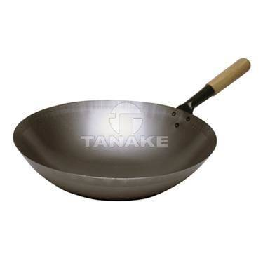 Patelnia wok ze stali