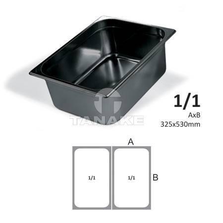 Pojemnik GN emaliowany GN1/1-40 mm