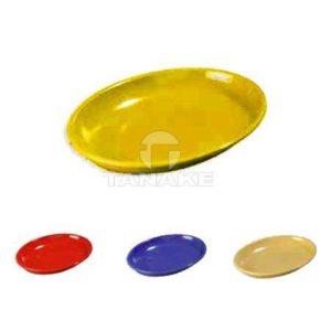 Półmiski kolorowe owalne 40