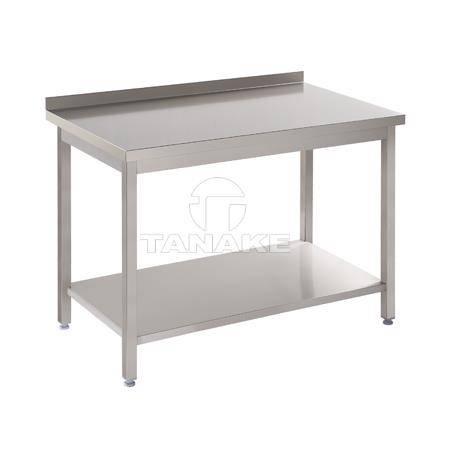 Stół szkieletowy z półką