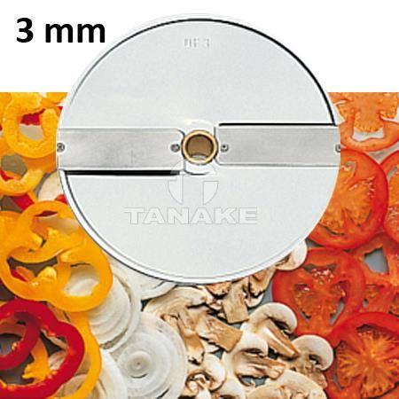 Tarcza - plastry 3 mm (2 noże)