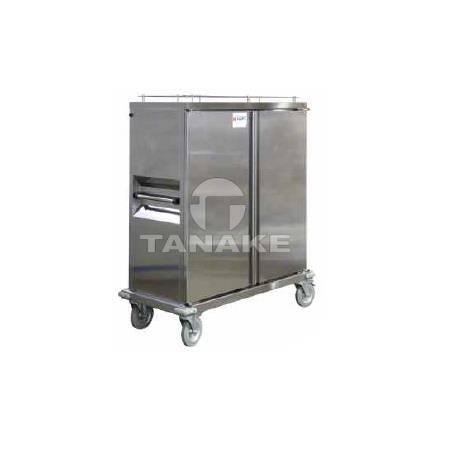 Wózek do tac termoizolacyjnych