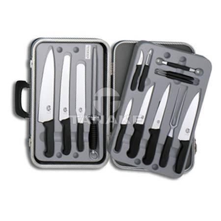 Zestaw noży w walizce