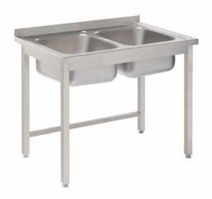 stół ze zlewem 2 kom