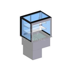Witryna chłodnicza do zabudowy